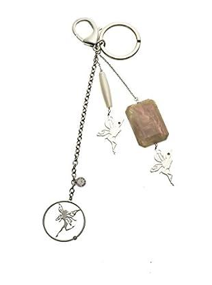 Nomination Schlüsselanhänger Bag Cherie sand/weiß