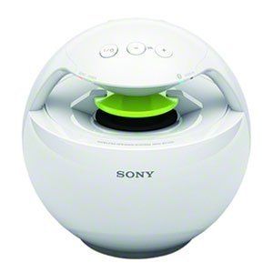 SONY スマートフォン対応Bluetoothスピーカー ホワイト SRS-BTV25/W