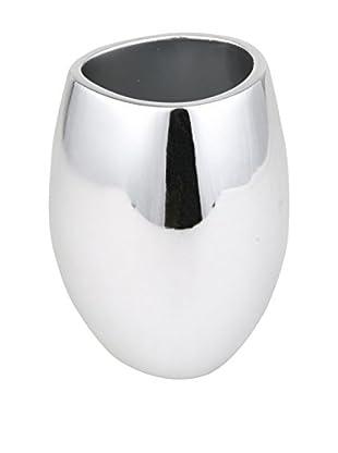 Neutral Vaso Baño shiny Plateado