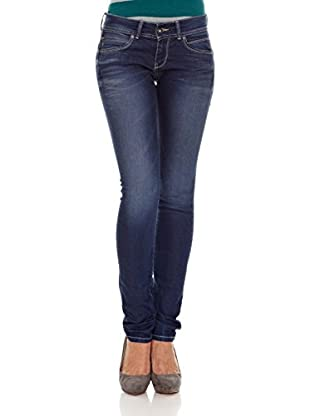 Pepe Jeans London Vaquero New Brooke (Azul)