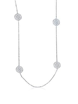 L'ATELIER PARISIEN Halskette 82107880B Sterling-Silber 925