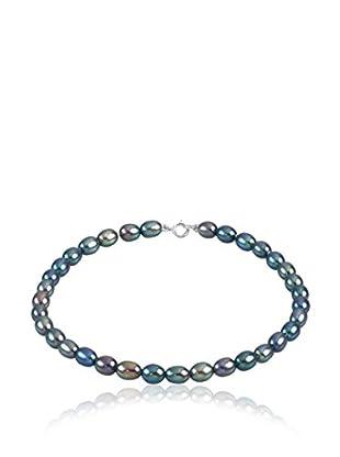 Compagnie générale des perles Braccialetto Blu Notte