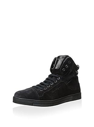 Salvatore Ferragamo Men's Sisto Hightop Sneaker