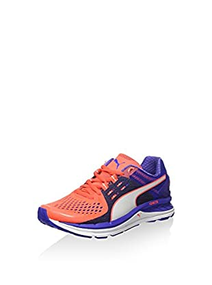 Puma Damen Speed 1000 S Ignite Wn Laufschuhe, Rot (RED/BLUE 03RED/BLUE 03), 40