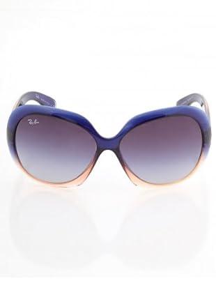 Ray Ban Sonnenbrille Jackie Ohh II (orange/weiß/grau)