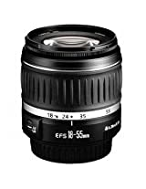 Canon EFS 18-55mm f/3.5-5.6 IS II Lens