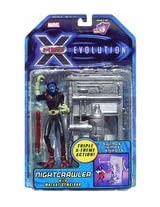 X Men Evolution Nightcrawler With Mutant Gymcisor