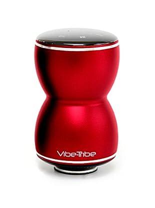 Vibe Tribe Altavoz Inalámbrico Bluetooth Thor Rojo