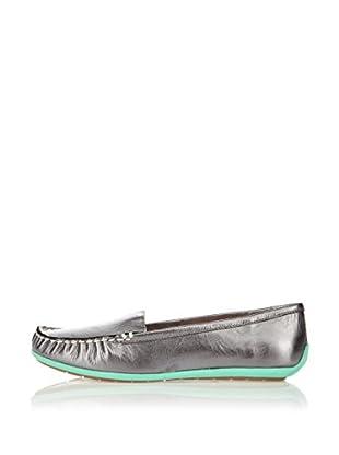 Lotus Slippers Francesca (Plata)