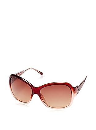 Guess Occhiali da sole GU 7234 (62 mm) Rosso Scuro