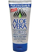 Fruit of the Earth Aloe Vera Gel Tube