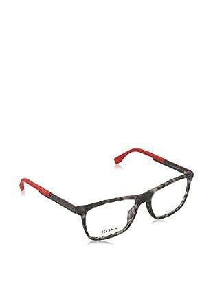 Boss Gestell 0733 KDA (54 mm) grau/schwarz/rot