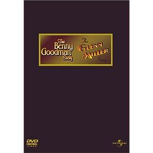 グレン・ミラー物語 / ベニイ・グッドマン物語 Great Box [DVD]