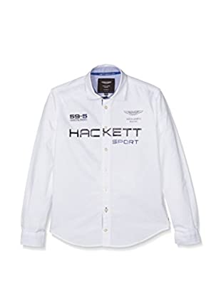 Hackett London Camisa Casual Amr Hkt Shrt Y