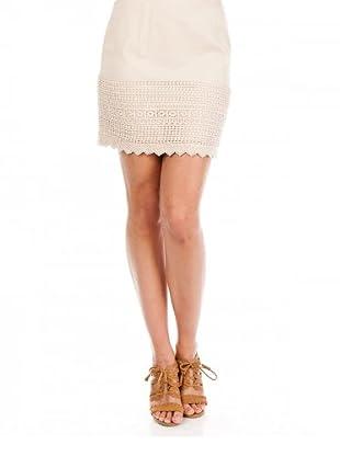 Cortefiel Rock Crochet (Sand)