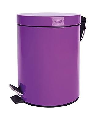 Mülleimer 12 L lila