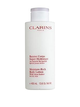 Clarins Körpermilch Super Hydratant 400 ml, Preis/100 ml: 9.23 EUR