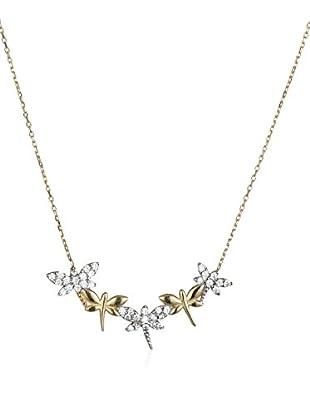 My Silver Halskette