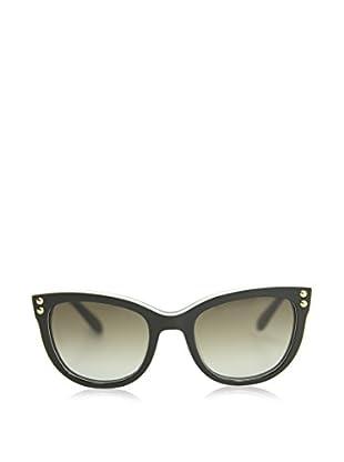 Moschino Gafas de Sol 72301 (52 mm) Negro