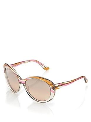 Emilio Pucci Sonnenbrille EP708S rosa/orange