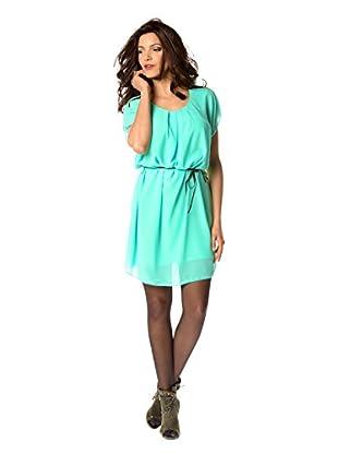 Bleu Marine Kleid Anna