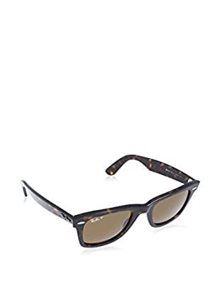 Ray-Ban Sonnenbrille Polarized Original Wayfarer 2140-902/ 57 (50 mm) havanna