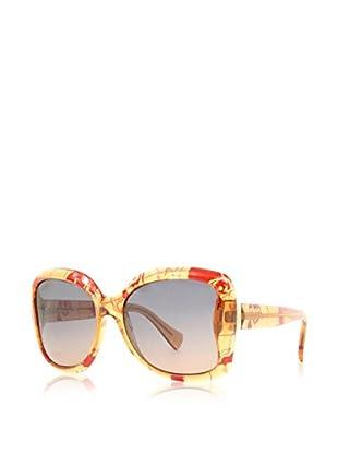Emilio Pucci Sonnenbrille 739S-241 braun/rot