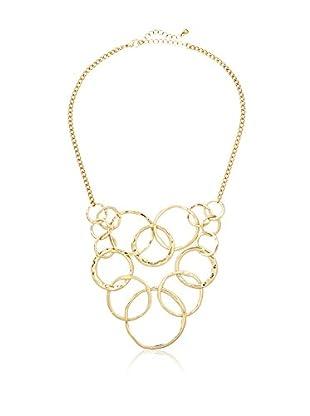 Jules Smith Circle Chain Bib Necklace