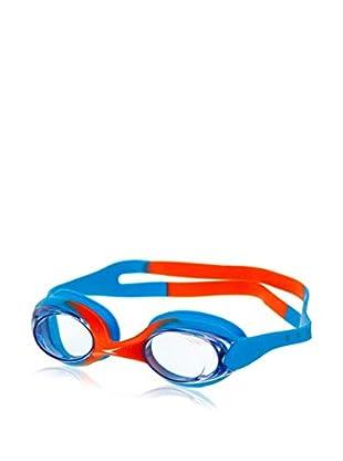 Speedo Schwimmbrille Skoogle Flexifit Ju blau/orange