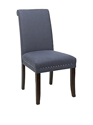 Jennifer Taylor Home Newport Dining Chair, Grey