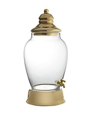 Style Setter 2.5-Gal. Golden Alexis Beverage Dispenser