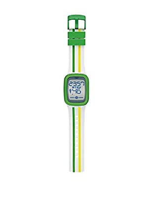 Swatch Quarzuhr Unisex Unisex Stripezero 39 mm
