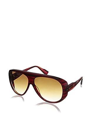 DITA Women's Copious 18002 Sunglasses, Red Crystal Swirl