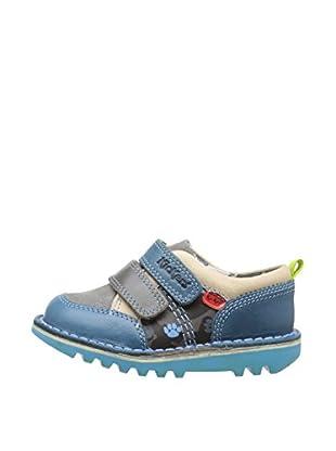 Airborne Footwear Ltd. Botas Maryland (Gris / Marino)
