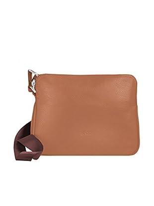 BREE Handtasche Mit Übers Sofia 1, Conker, Cross Mini