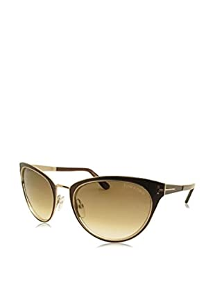 Tom Ford Occhiali da sole Nina (56 mm) Marrone