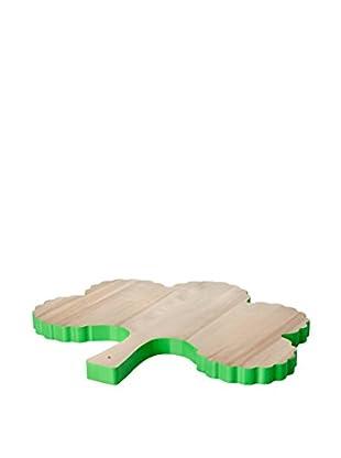 Seletti Vege_Table Broccoli Birch Wood Cutting Board