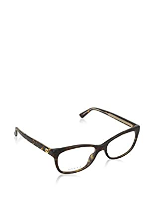 Gucci Gestell 3822KCL52 (52 mm) havanna