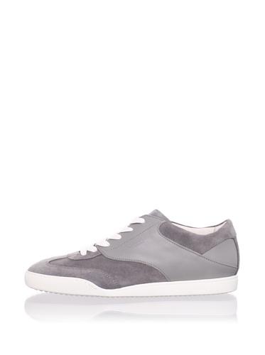 Calvin Klein Men's Classic Sneaker (Granite)