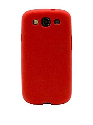 Imperii Funda Silicone Samsung Galaxy S3 Rojo