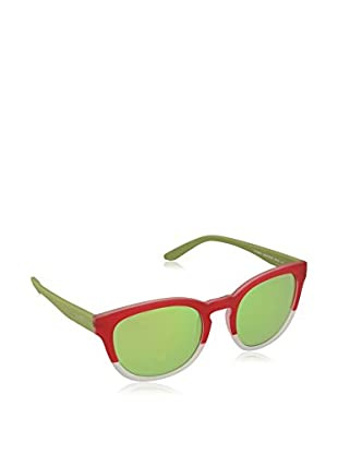 Arnette Gafas de Sol Cut Back (53 mm) Rojo