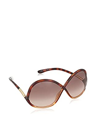 Tom Ford Sonnenbrille 0372 INIE_52F (64 mm) havanna