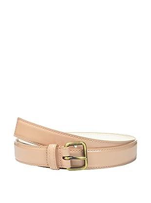 Dolce & Gabbana Cintura Pelle  Rosa Chiaro 90 cm