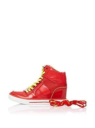 Skechers Botas Cha - Ching (Rojo)