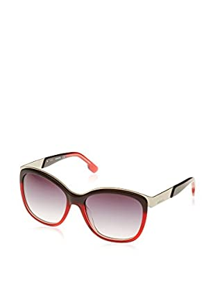 Diesel Gafas de Sol 0130_05B (58 mm) Chocolate / Rojo