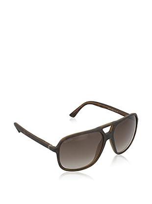 GUCCI Gafas de Sol 1091/ S HA DWJ (60 mm) Havana