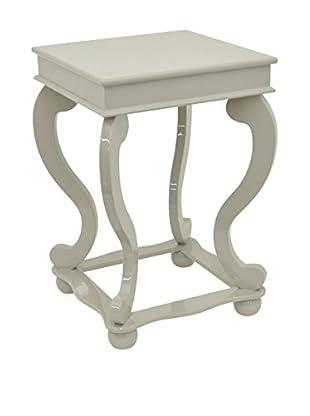 Three Hands Wood Table, Grey