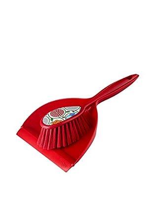 VIGAR Cepillo De Mano 2 Piezas Frida Rojo