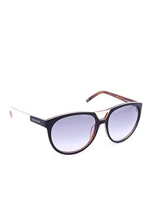 Tommy Hilfiger Gafas de Sol  Negro / Blanco / Dorado