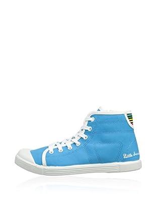 Little Marcel Hightop Sneaker Sanlas Up Uni J